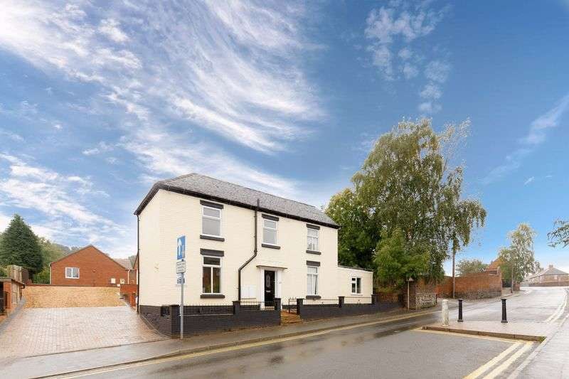 4 Bedrooms Detached House for sale in Park St, Madeley
