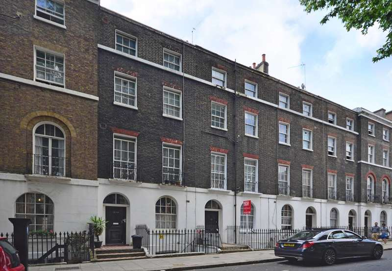 2 Bedrooms Flat for sale in Regent Square, Bloomsbury, WC1H