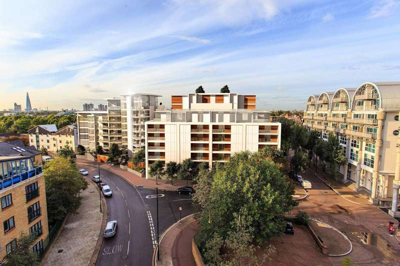 3 Bedrooms Flat for sale in Tavern Quay, Rotherhithe, SE16