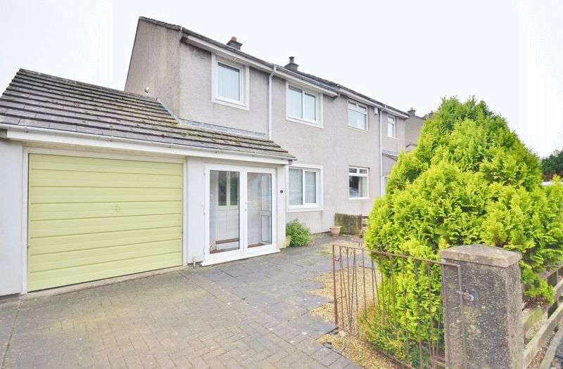 3 Bedrooms Semi Detached House for sale in Meadowfield Grove, Seascale