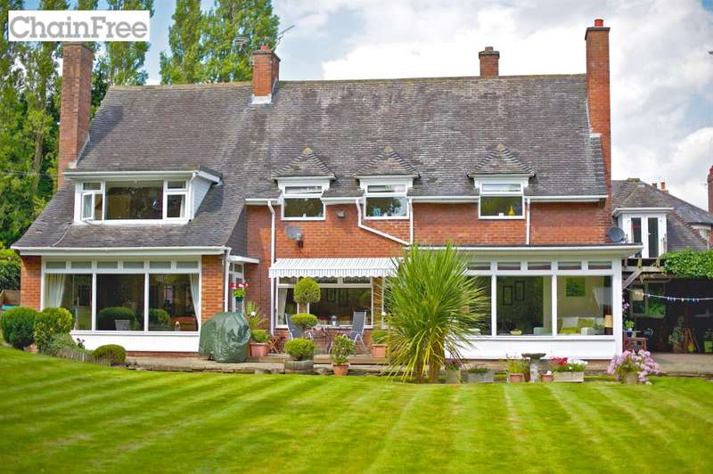 5 Bedrooms Detached House for sale in Bakewell Street, Stoke on Trent, Staffordshire, ST4