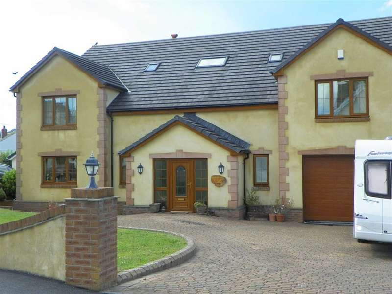 6 Bedrooms Property for sale in Clos Yr Afon, Kidwelly