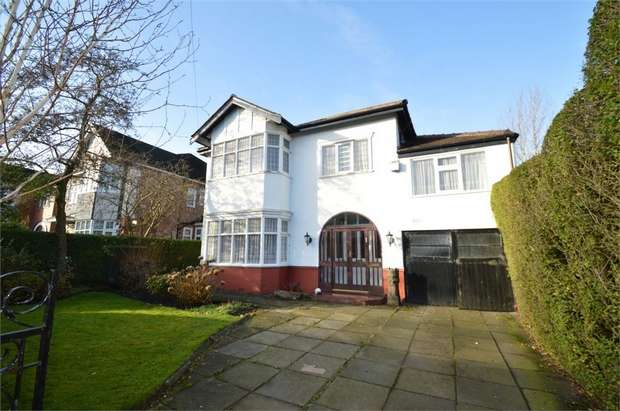 6 Bedrooms Detached House for sale in New Hall Avenue, SALFORD, Greater Manchester