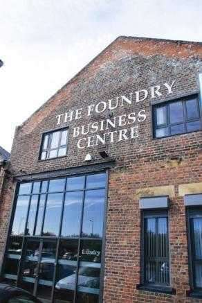 Commercial Property for sale in The Foundry, Marcus Street, Birkenhead