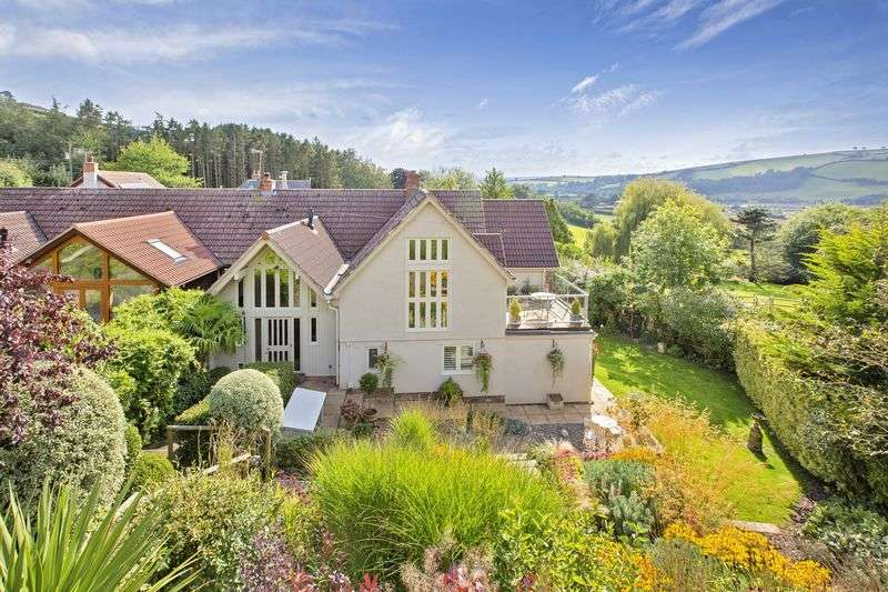 4 Bedrooms Semi Detached House for sale in Near Silverton, Exeter