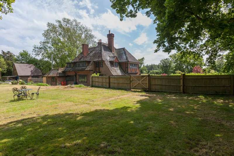 6 Bedrooms Country House Character Property for sale in Bix