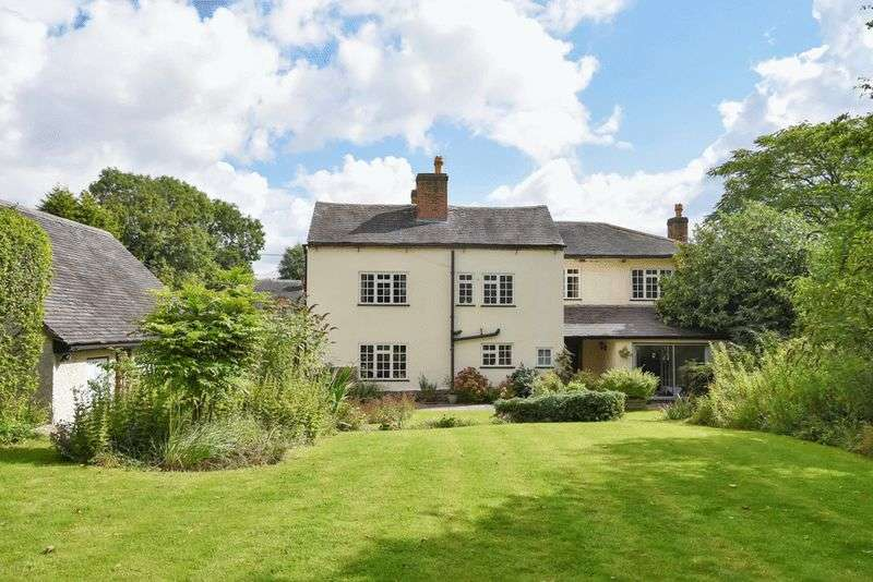 6 Bedrooms Detached House for sale in Grimesgate, Diseworth