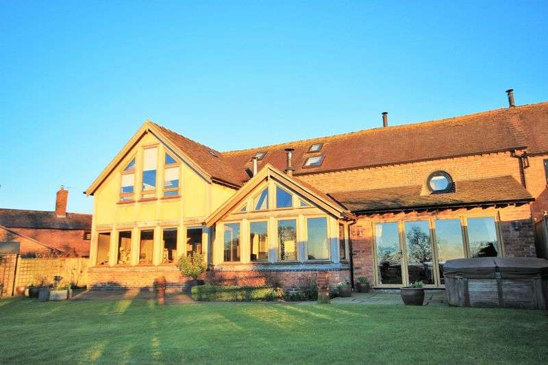 5 Bedrooms Terraced House for sale in Alkington, Whitchurch