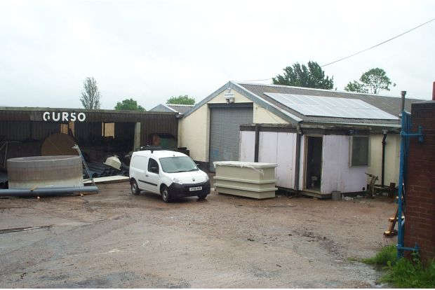Commercial Property for sale in GURSO LINING Landywood Lane, Cheslyn Hay, Walsall, WS6