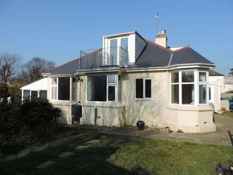 4 Bedrooms Semi Detached House for sale in Perrancoombe, Perranporth