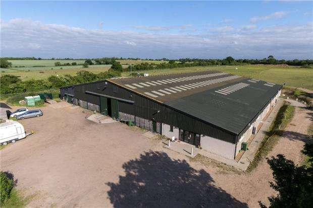 Equestrian Facility Character Property for sale in Newton Hall Equitation Centre, Ipswich, Suffolk