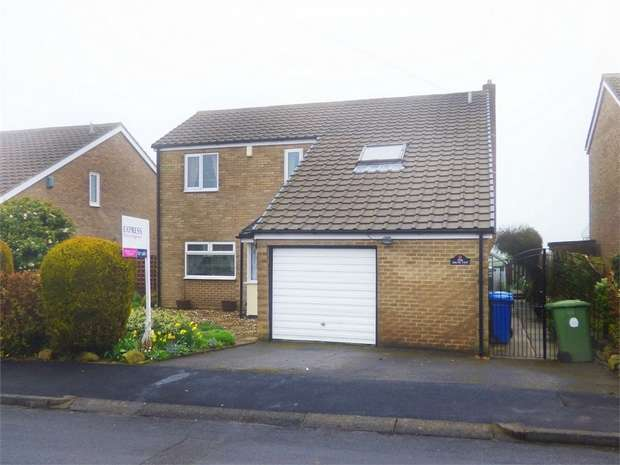 5 Bedrooms Detached House for sale in South View, Hutton Henry, Hartlepool, Durham