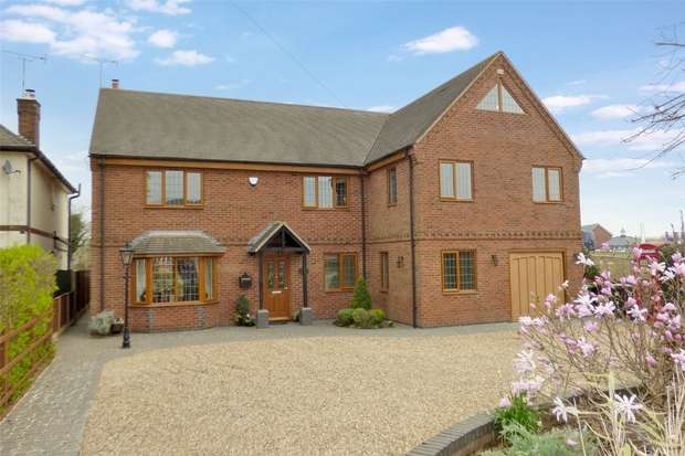 7 Bedrooms Detached House for sale in Weddington Road, Nuneaton, Warwickshire
