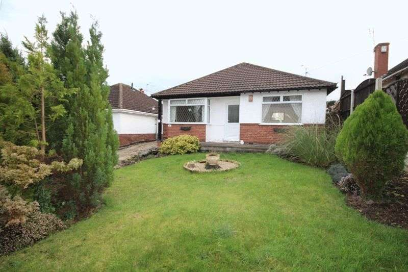 3 Bedrooms Detached Bungalow for sale in CHAPEL LANE, CHADDESDEN