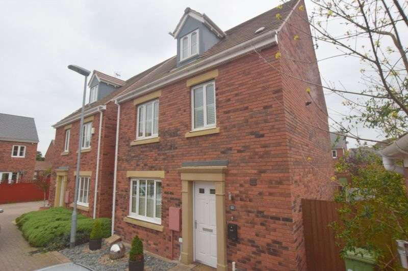 4 Bedrooms Detached House for sale in Ripley Road, Broughton, Milton Keynes