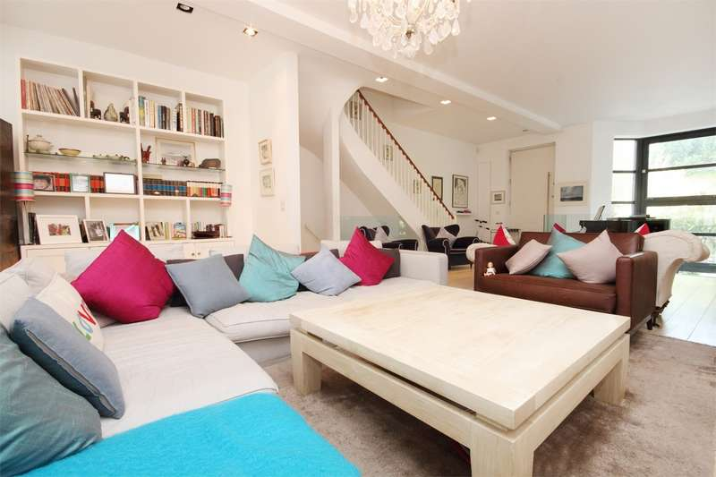 6 Bedrooms Town House for sale in Elsham Road, Holland Park