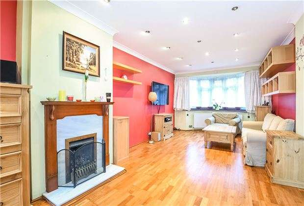 4 Bedrooms End Of Terrace House for sale in Aspen Gardens, Mitcham, Surrey, CR4