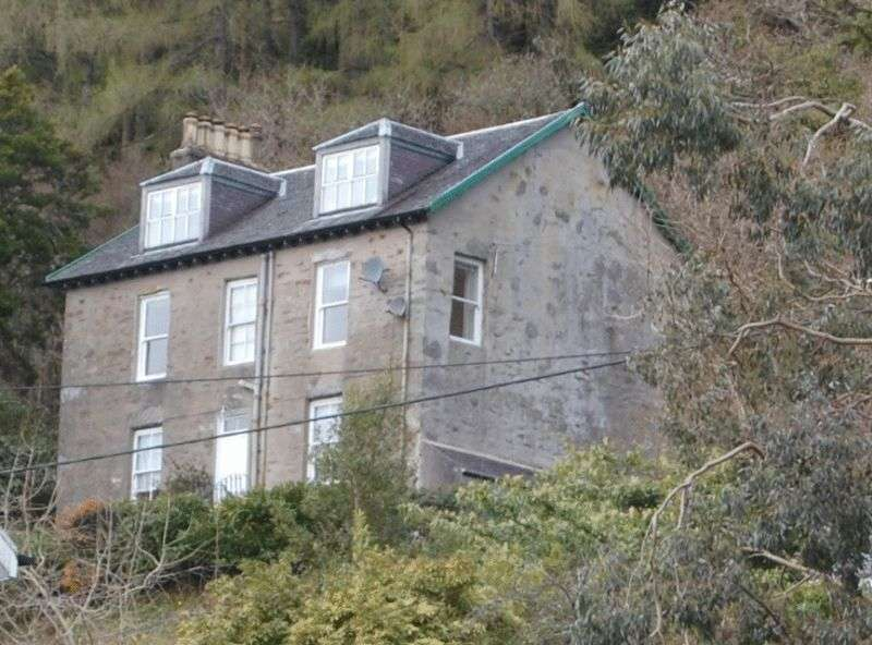 2 Bedrooms Flat for sale in Burnside House, Tighnabruaich