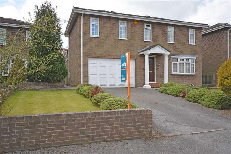4 Bedrooms Property for sale in Croft Park Grove, Barrow In Furness, Cumbria