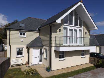 4 Bedrooms Link Detached House for sale in Falmouth, Cornwall, Falmouth