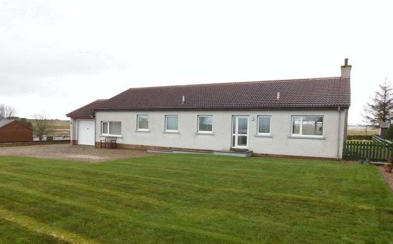 4 Bedrooms Detached Bungalow for sale in Craigend, Crescent Street, Halkirk, Caithness, KW12 6XN