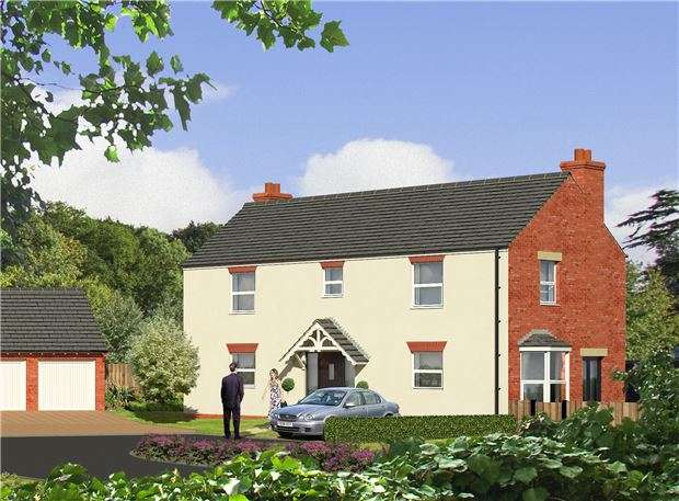 4 Bedrooms Detached House for sale in The Farmhouse, Robinswood Hill Farm, GLOUCESTER, GL4 6SX