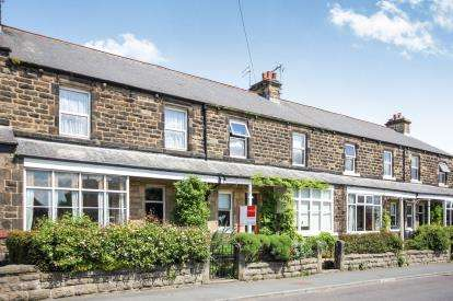 4 Bedrooms Terraced House for sale in Hyde Park Road, Knaresborough, North Yorkshire