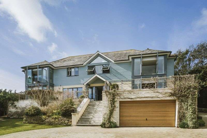 4 Bedrooms Detached House for sale in Freshwater Lane, St Mawes