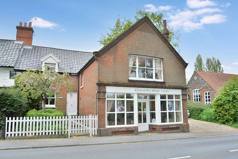 3 Bedrooms Cottage House for sale in Ipswich Road, Long Stratton