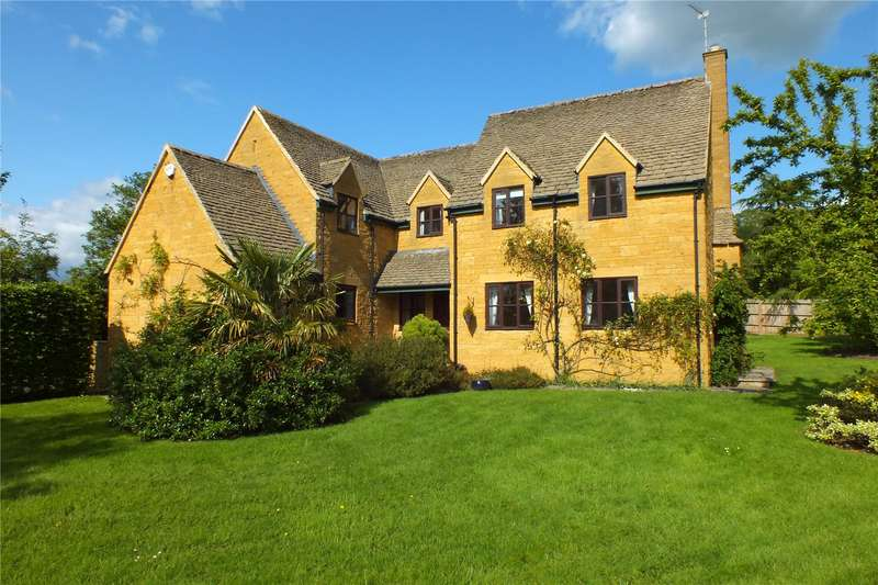 4 Bedrooms Detached House for sale in Buckland, Broadway, Gloucestershire, WR12