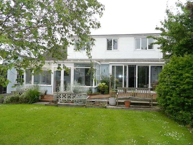 5 Bedrooms Detached House for sale in LYMPSHAM