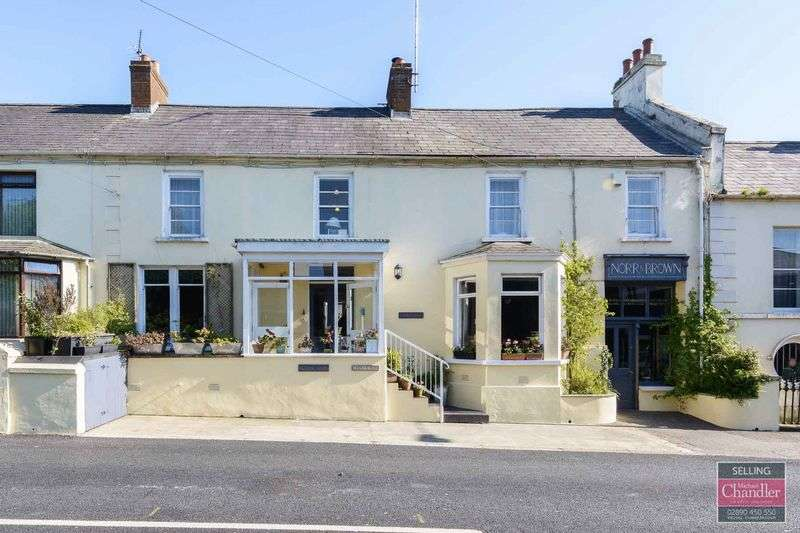 3 Bedrooms Terraced House for sale in 1 Todds Hill, Saintfield, BT24 7AR