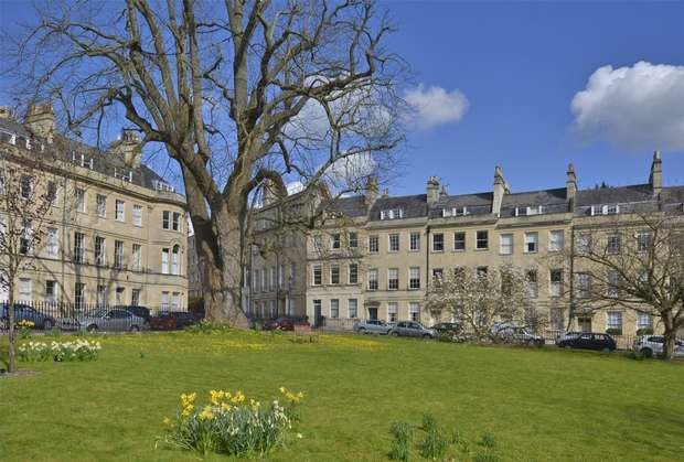 5 Bedrooms Town House for sale in 23 St James's Square, Bath