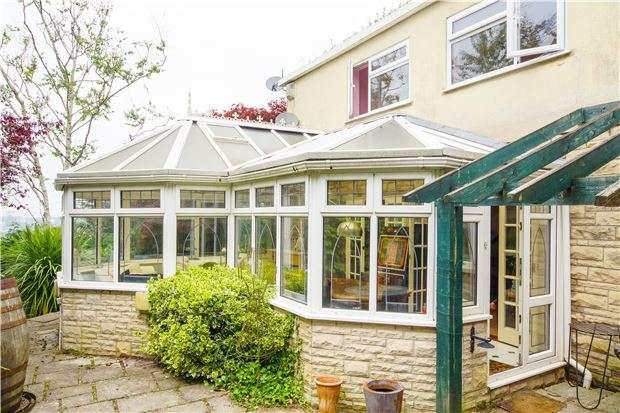 4 Bedrooms Detached House for sale in Fir Tree Lane, St George, BRISTOL, BS5 8BJ