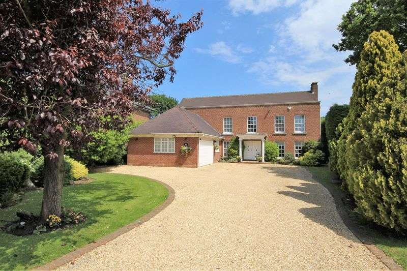 4 Bedrooms Detached House for sale in Heronway, Hutton Mount
