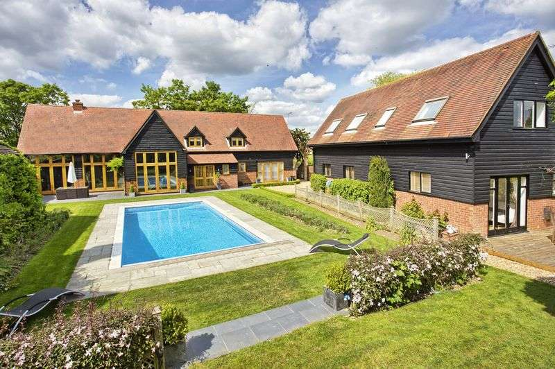 6 Bedrooms House for sale in Datchworth Green, Hertfordshire