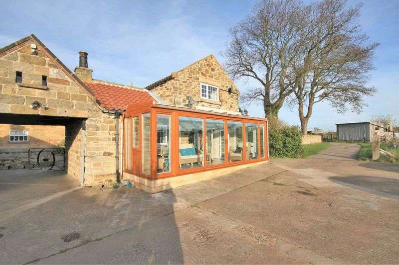 4 Bedrooms Detached House for sale in Meadow View Cottage, Holywell Farm, Grinkle