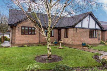 4 Bedrooms Detached House for sale in The Pinfold, Glapwell, Chesterfield, Derbyshire