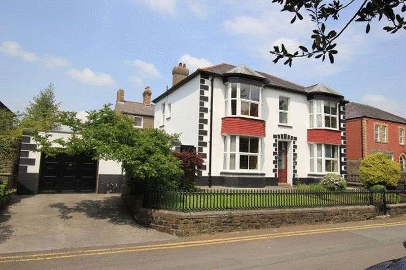 5 Bedrooms Detached House for sale in THE PARADE, CARMARTHEN