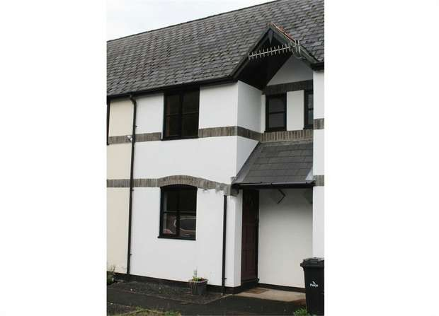 2 Bedrooms Terraced House for sale in Maes Yr Efail, Llanbrynmair, Powys