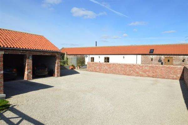 3 Bedrooms House for sale in The Old Milking Parlour, Muston