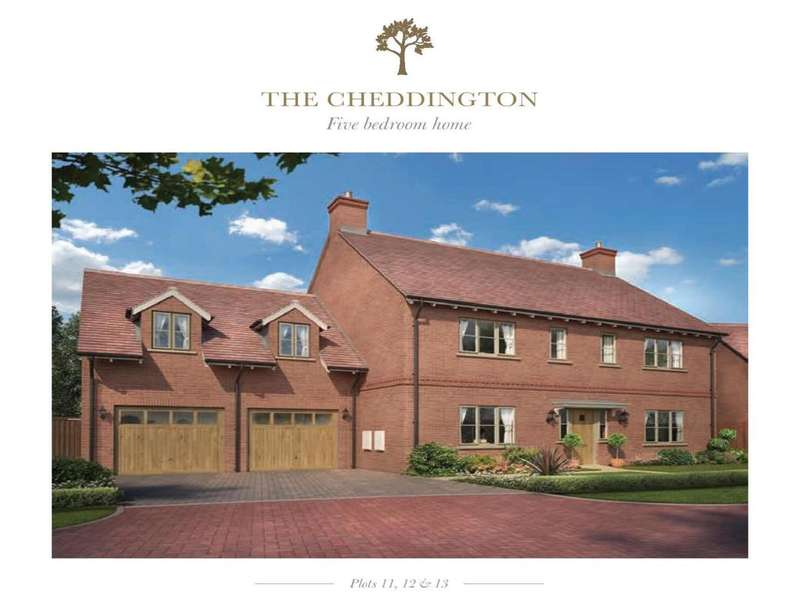 4 Bedrooms Detached House for sale in Dunstable Road, Studham, Dunstable, LU6