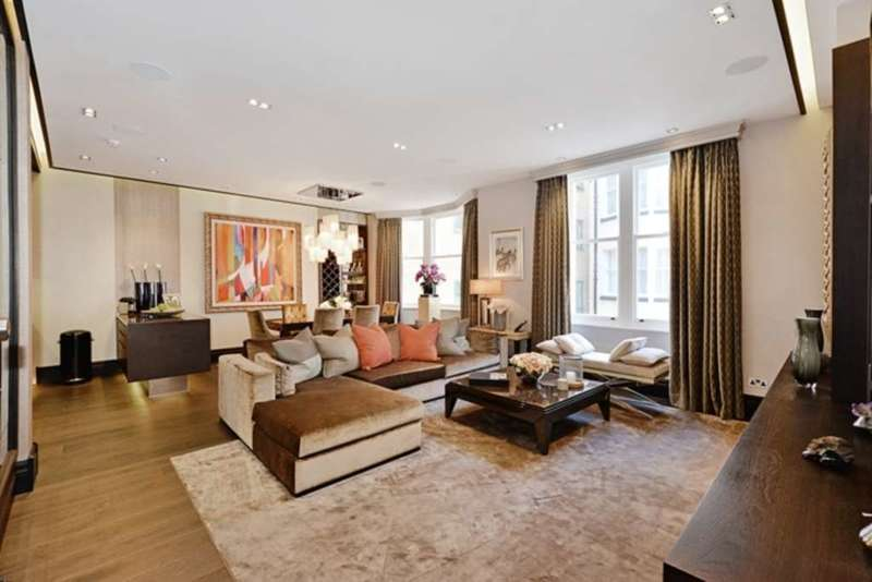 2 Bedrooms Apartment Flat for sale in Dover Street, Mayfair W1S