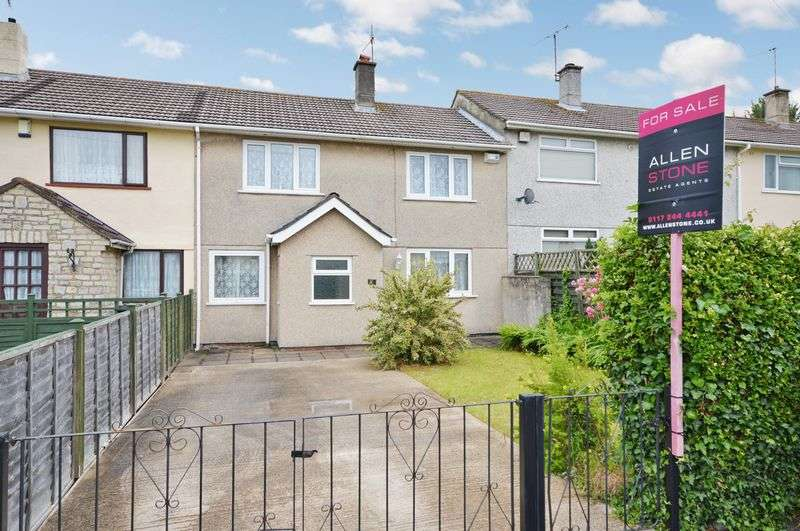 3 Bedrooms Terraced House for sale in Ellfield Close, Bristol
