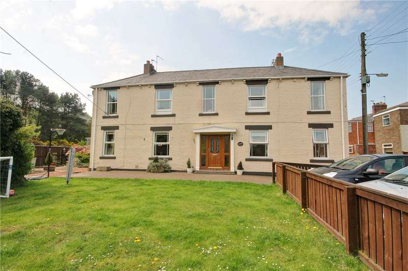 6 Bedrooms Detached House for sale in High Handenhold, Chester le Street, Co Durham, DH2