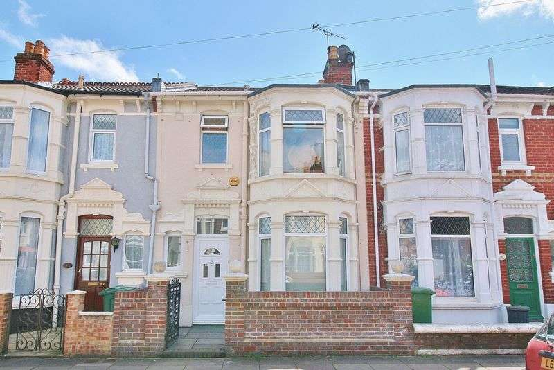 3 Bedrooms Terraced House for sale in Hewett Road, Portsmouth