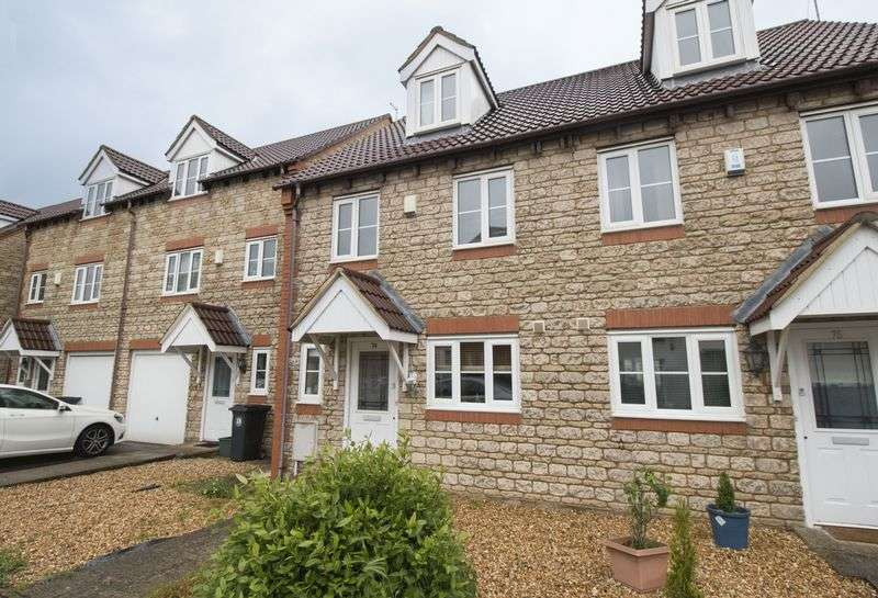 3 Bedrooms Terraced House for sale in Parade Court, Speedwell