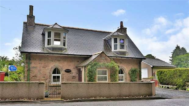 3 Bedrooms Detached House for sale in Potterton, Aberdeen