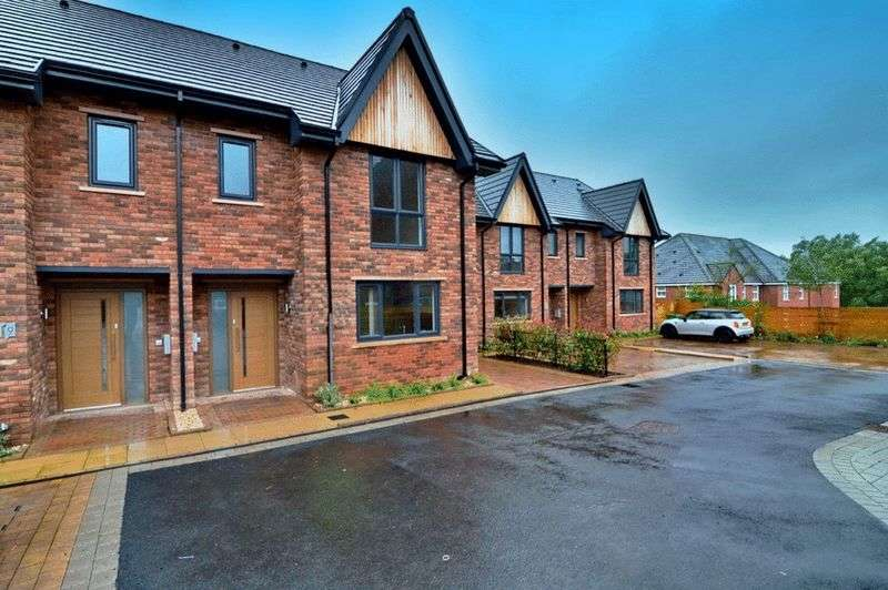 4 Bedrooms Semi Detached House for sale in PLOT 8 , The Gawsworth, Bankside Place, Radcliffe, Manchester
