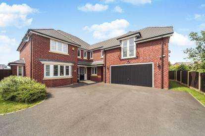 5 Bedrooms House for sale in Tickford Bank, Ascot Gardens, Widnes, Cheshire, WA8